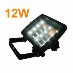 Projecteur extérieur gamme pro - 12LED-12W-12/24V-114lm/W