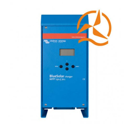 Régulateur de charge MPPT 70A 12-48V Victron Energy