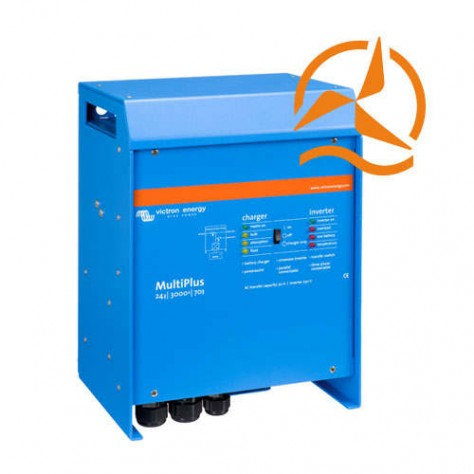 Convertisseur chargeur 5000VA 48V 70-50A Multiplus Victron Energy