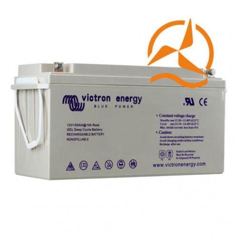 Batterie au Gel à décharge profonde 12V 110Ah Victron Energy