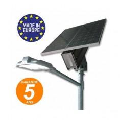 Lampadaire solaire 7m éclairage routier lanterne fabrication Européenne